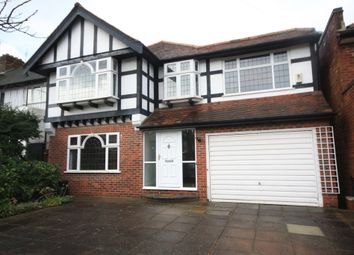 Thumbnail 3 bedroom detached house to rent in Ullswater Crescent, London