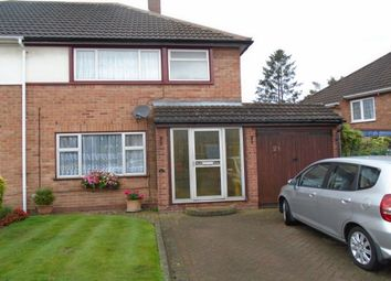 Thumbnail 3 bedroom semi-detached house for sale in Gayhurst Drive, Yardley, Birmingham