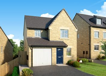 "Thumbnail 3 bedroom property for sale in ""The Staveley At Heron's Reach, Bradford"" at Allerton Lane, Allerton, Bradford"