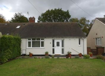 2 bed bungalow for sale in Johnson Road, Cannock, Staffordshire WS11