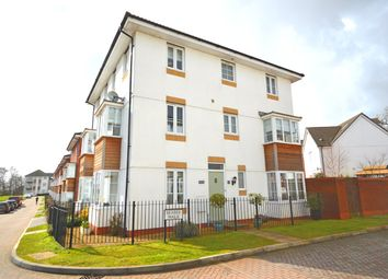 Thumbnail 4 bed end terrace house for sale in Seabee Walk, Exeter