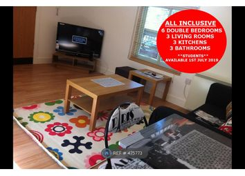 Thumbnail 6 bed flat to rent in New Walk, Leicester