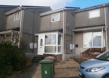 Thumbnail 2 bed terraced house to rent in Butler Close, Plymouth