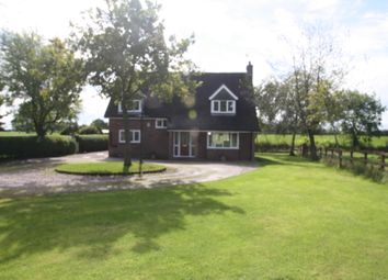 Thumbnail 3 bed detached house to rent in Hickhurst Lane, Rushton, Tarporley