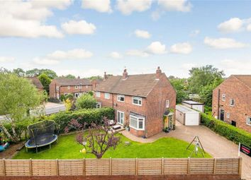Thumbnail 3 bed semi-detached house for sale in Harlow Park Road, Harrogate, North Yorkshire