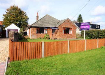 Thumbnail 3 bed detached bungalow for sale in Brislands Lane, Four Marks