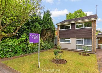 Thumbnail 4 bed detached house for sale in Sandpit Lane, St Albans, Hertfordshire