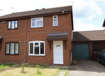Thumbnail 3 bedroom semi-detached house to rent in Westminster Way, Banbury