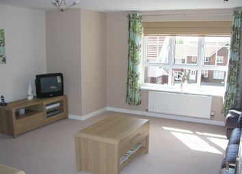 Thumbnail 2 bed flat to rent in Caesar Way, Wallsend