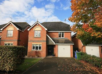 The Meadows, Grange Park, Northampton NN4. 4 bed detached house for sale