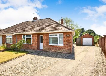 Thumbnail 2 bed semi-detached bungalow for sale in Neylond Crescent, Hellesdon, Norwich