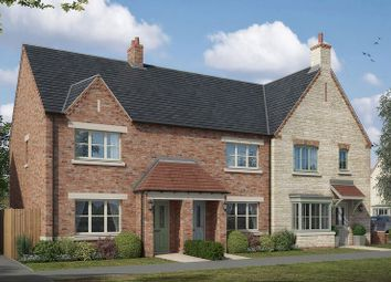 Thumbnail 3 bed end terrace house for sale in The Upton, Lodge Lane, Nettleham