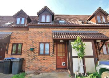 Thumbnail 2 bed terraced house for sale in Oliver Close, Addlestone, Surrey