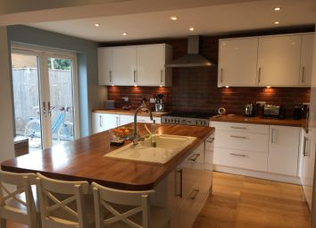 Thumbnail 4 bed semi-detached house to rent in Churchill Crescent, Thame