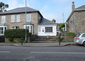 Thumbnail 3 bed semi-detached house for sale in Fore Street, Lelant, St. Ives