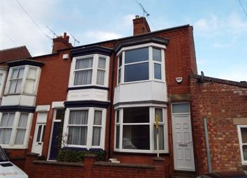 Thumbnail 3 bed terraced house for sale in Lorne Road, Leicester