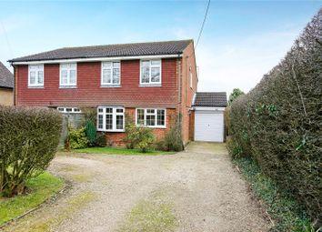 Thumbnail 4 bed semi-detached house for sale in Chartridge Lane, Chesham, Buckinghamshire