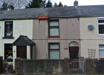 Thumbnail 2 bed terraced house for sale in Cwmynyscoy Road, Pontypool