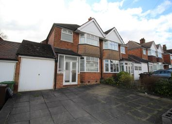 3 bed semi-detached house for sale in Knightsbridge Road, Solihull B92