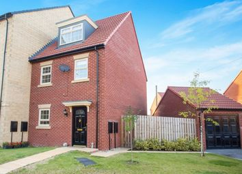Thumbnail 3 bed semi-detached house to rent in Turnberry Avenue, Ackworth, Pontefract
