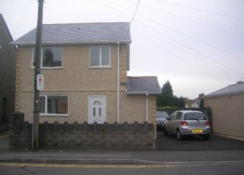 Thumbnail 3 bed detached house to rent in Bryn Road, Loughor