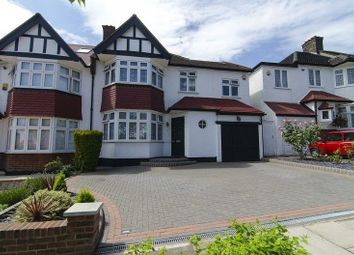 Thumbnail 4 bed semi-detached house to rent in Townsend Avenue, Southgate