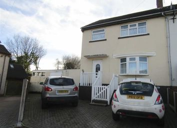 Thumbnail 3 bed semi-detached house for sale in Wern Ucha, Bagillt, Flintshire
