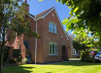 Thumbnail 4 bed detached house for sale in Marble Avenue, Thornton-Cleveleys