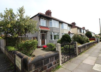 Thumbnail 3 bedroom semi-detached house for sale in Eaton Road, West Derby, Liverpool, Merseyside