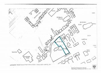 Thumbnail Land for sale in Plots At Precinct Street, Coupar Angus, Blairgowrie