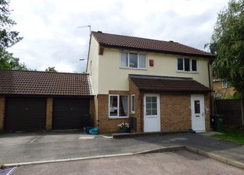 Thumbnail 2 bedroom semi-detached house to rent in The Willows, Yate, Bristol
