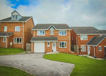 Thumbnail 4 bed detached house for sale in Cockerell Drive, Britannia, Rossendale