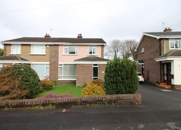 Thumbnail 3 bed semi-detached house to rent in Ashcroft Park, Lisburn