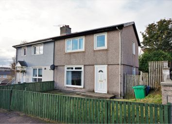 Thumbnail 3 bed semi-detached house for sale in Braemount, Cowdenbeath