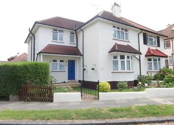 Thumbnail 4 bed semi-detached house for sale in Essex Gardens, Leigh-On-Sea
