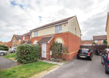 Thumbnail 2 bed semi-detached house to rent in The Willows, Bradley Stoke, Bristol