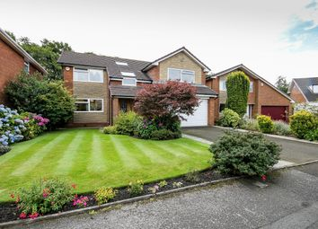 Thumbnail 4 bedroom detached house for sale in Church Meadows, Harwood, Bolton