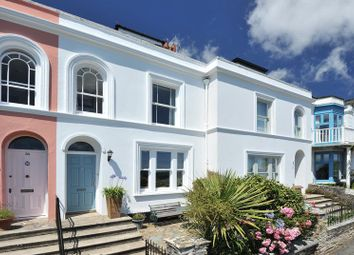 Thumbnail 4 bed terraced house for sale in Lower Castle Road, St. Mawes, Truro