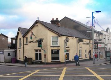 Thumbnail Pub/bar for sale in Mid Glamorgan Town Centre Freehouse CF34, Bridgend