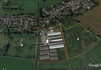 Thumbnail Land for sale in Fine Janes Farm, Moss Road, Southport
