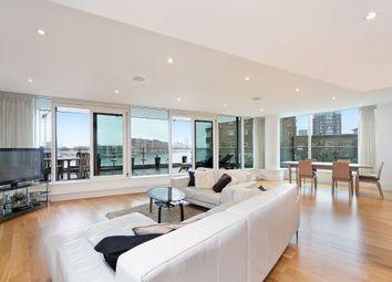 Thumbnail 3 bedroom flat to rent in Ensign House, Juniper Drive, Battersea