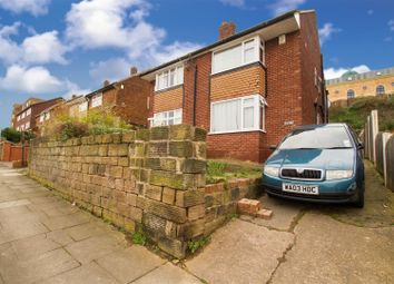 Thumbnail 3 bed semi-detached house for sale in Brentwood Villas, St. Leonards Road, Rotherham