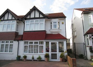 Thumbnail 4 bed semi-detached house for sale in Bandon Rise, Wallington, Surrey