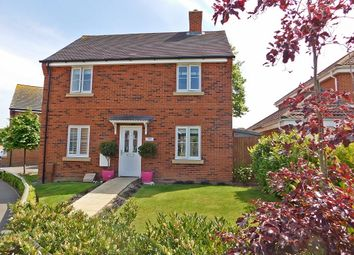 Thumbnail 3 bed detached house for sale in Bell Davies Road, Stubbington, Fareham