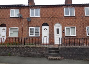 Thumbnail 2 bed terraced house to rent in Chester Road, Whitchurch