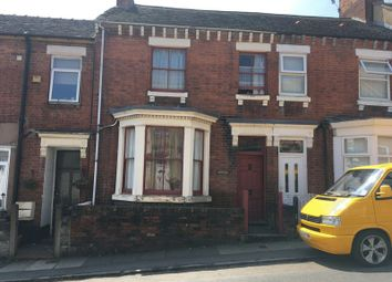 Thumbnail 3 bed terraced house for sale in Sheppard Street, Penkhull, Stoke-On-Trent