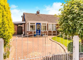 Thumbnail 3 bed bungalow for sale in Lydgate Close, Denton, Manchester, Greater Manchester