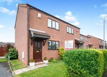 Thumbnail 2 bed semi-detached house for sale in Meden Way, Retford