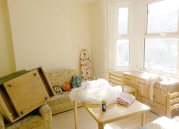 Thumbnail 1 bedroom flat to rent in Ashley Road, Upton Park