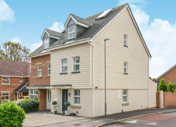 Olvega Drive, Buntingford SG9. 3 bed semi-detached house for sale